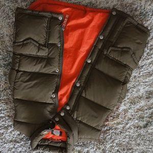 Jcrew winter vest